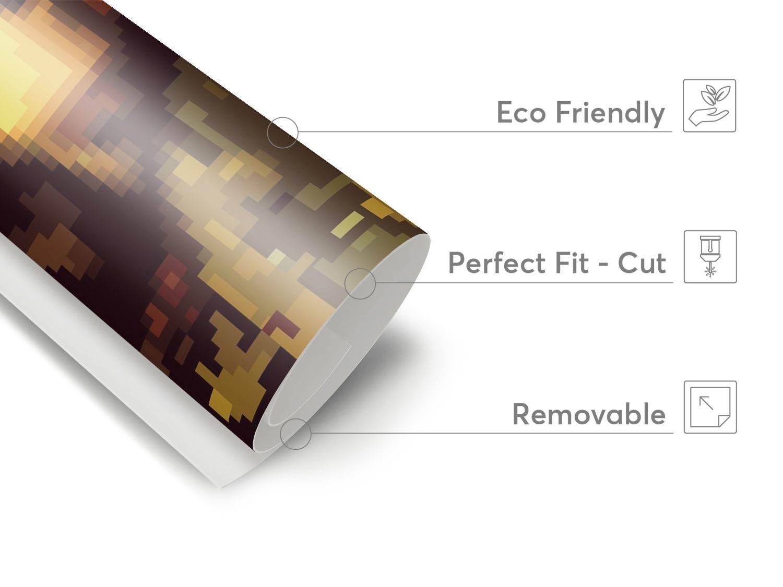 Kühlschrank Dekorfolie : Creatisto kühlschrank cm kühschrankfolie einbauküchen