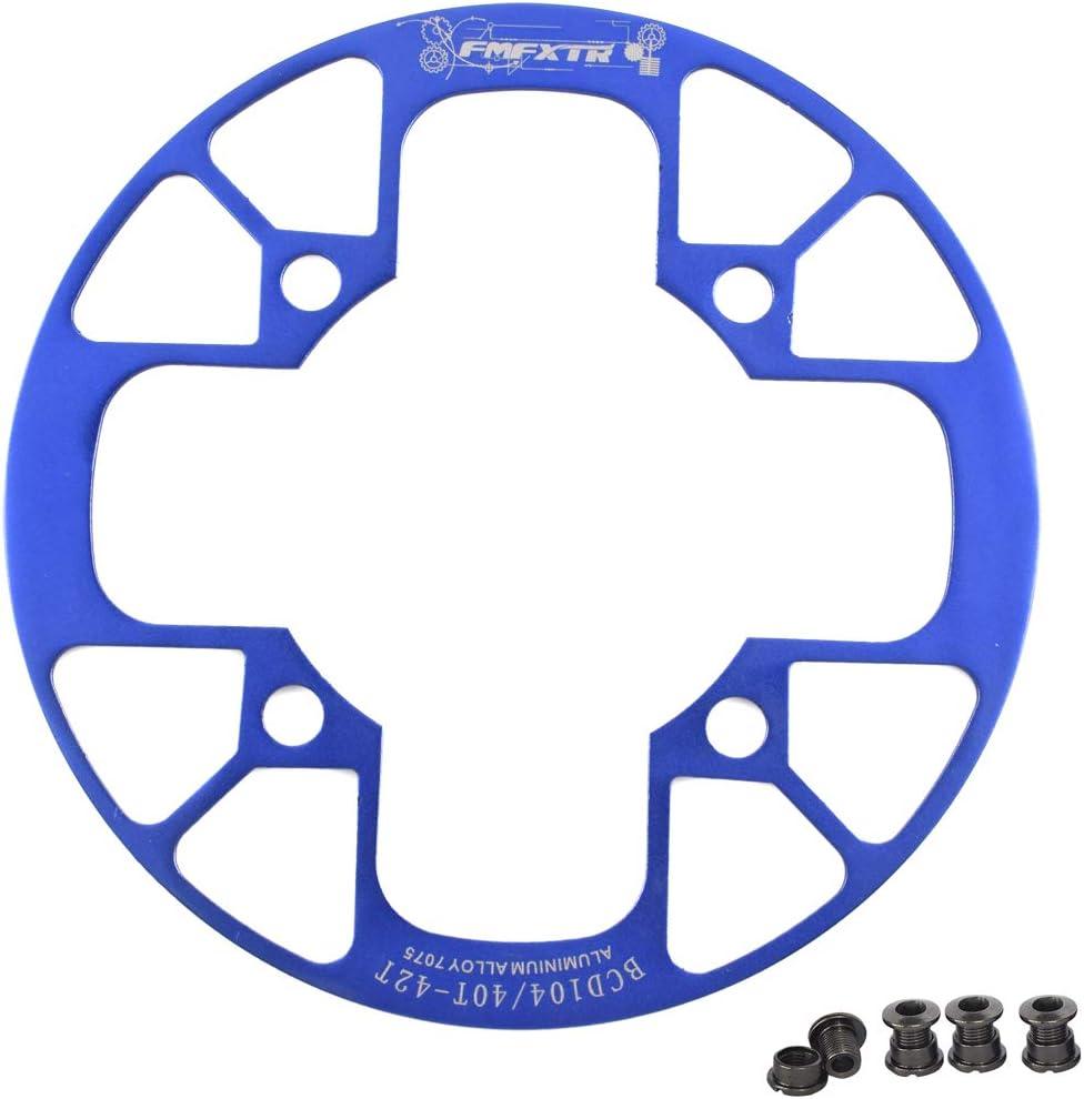 UPANBIKE - Protector de Plato de Bicicleta de montaña 104BCD ...