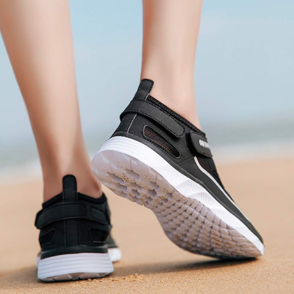 yoyorule Casual Shoes Summer Mens Beach Shoes Outdoor River Shoes Casual Wading Shoes Sports Shoes