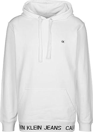 Calvin Klein Jeans Instit Logo Waistband Sweat à Capuche
