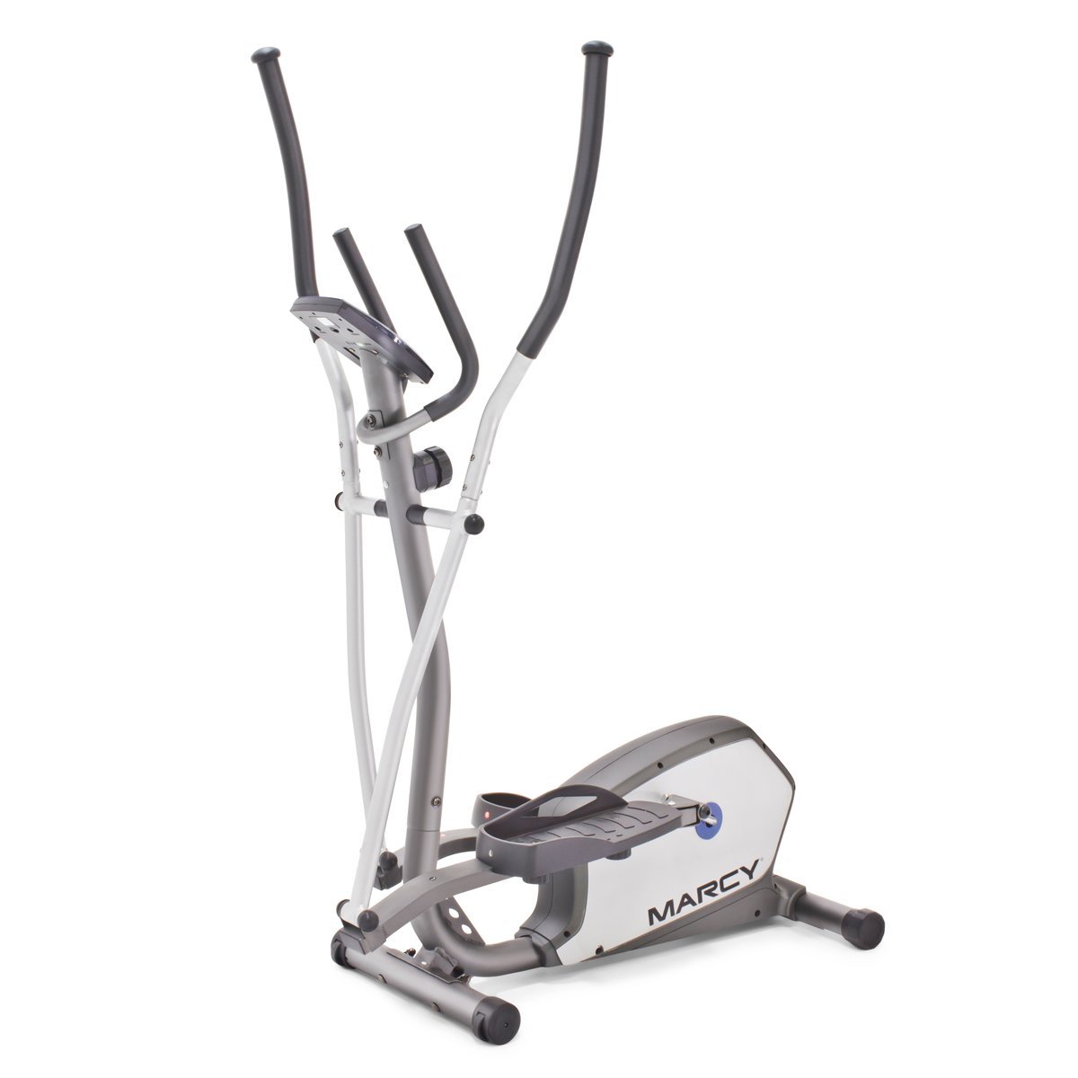 Marcy NS-1201E Magnetic Resistance Elliptical Trainer, Black, Vinyl