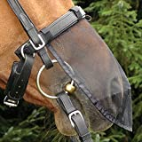 Cashel Quiet Ride Horse Nose Net Mask, protects...
