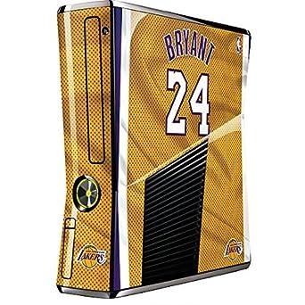 Nba Los Angeles Lakers Xbox 360 Slim 2010 Skin Kobe