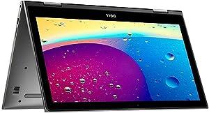 "2018 Dell Inspiron 15 5000 5579 2-in-1 Laptop, 15.6"" Full HD (1920x1080) IPS Touchscreen, Intel 8th Gen Quad-Core i7-8550U, 8GB DDR4, 1TB HDD, IR Camera Face Recognition, Windows 10 64-bit"