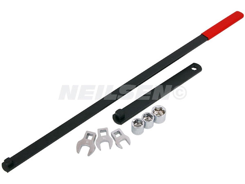 Courroie De Distribution Tension Setting Tool Avec 4Pcs 3/8 Po. Dr. Sockets 1 Paquet / S NEILSEN TOOLS CT1516