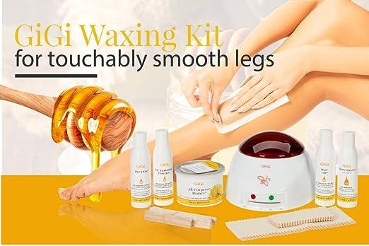 Amazon gigi student starter hair removal waxing kit beauty solutioingenieria Gallery