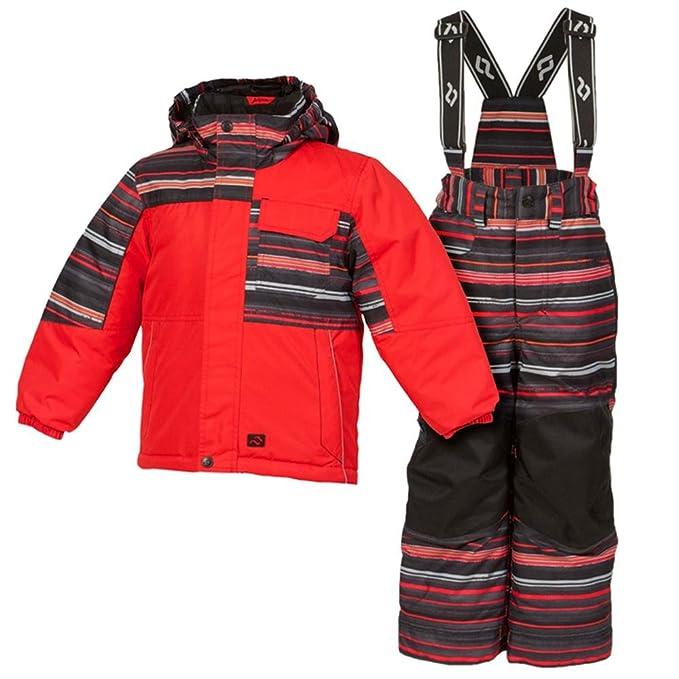 Amazon.com: jupa Nikolai 2-Piece traje de esquí bebé Boys, 2 ...