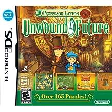 Professor Layton and the Unwound Future - Nintendo DS Standard Edition