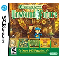 Professor Layton & Unwound Future / Game