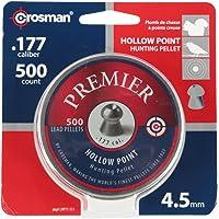 Crosman Hollow Point Pellets, 0.177-Calibre, 500 Count