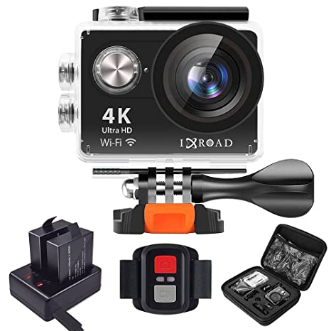 Review IXROAD Sports Action Camera