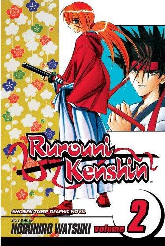 Rurouni Kenshin, Vol. 2: The Two Hitokiri