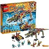 レゴ (LEGO) チーマ クロミナス王の救出 70227