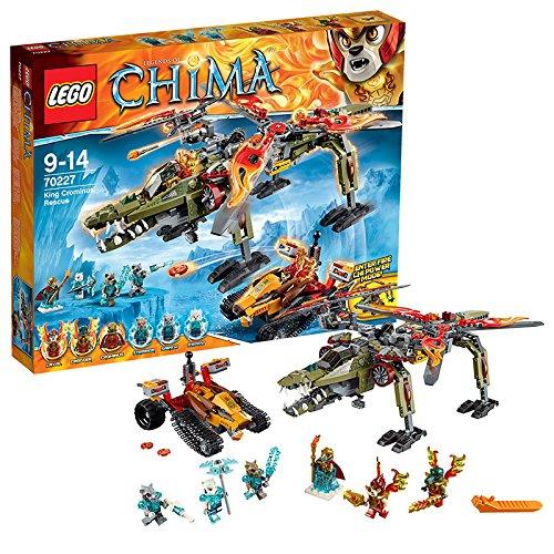 Lego Chima 70227 König Crominus' Rettung