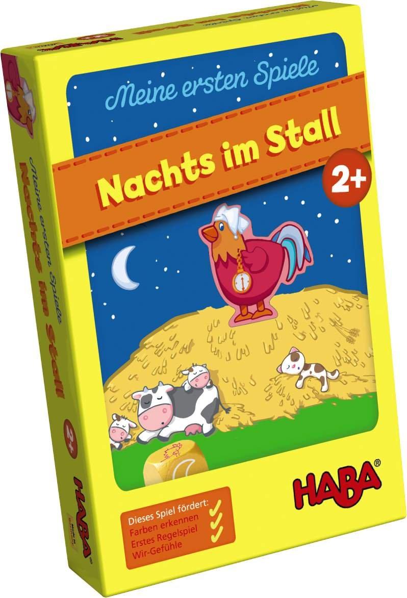 Haba 4676 - Meine erste Spielwelt Bauernhof - Nachts im Stall! B005HAW7FY