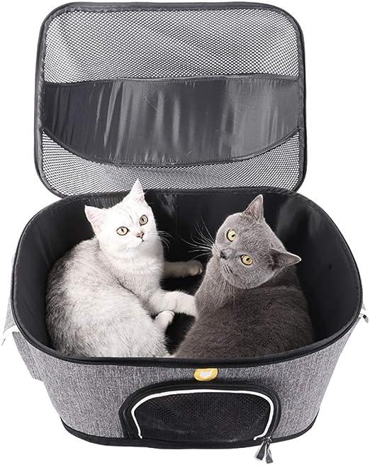 Bolsa para mascotas Bolsa para mascotas Bolsa para mascotas fuera de bolsa jaula para gatos estuche portátil bolsa para perros bolsa espacial espacio cápsula gato bolsa para mascotas bolsa de mascotas: Amazon.es: