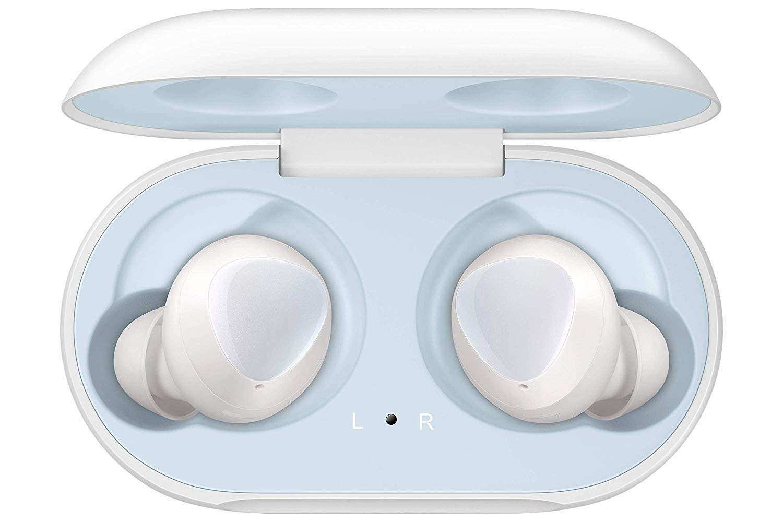 Samsung Galaxy Buds True Wireless Earbuds - White by Samsung