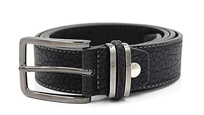 f27b5ad2d42 Saoye Fashion Cinturones Para Hombre Marcas De Lujo Cinturones Vintage Hombres  Clásicos Fácil Hombres De Lujo