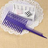 Best Goody-hair-combs - Huphoon Professional Stylish Beauty Salon Hair Dual Action Review