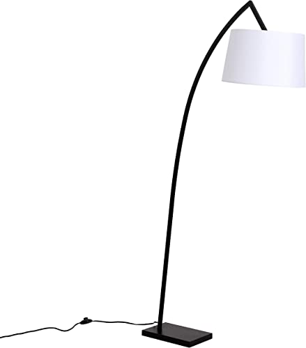 LEDPAX Technology LPFLMWW Leola Arc Tall Standing Floor Lamp