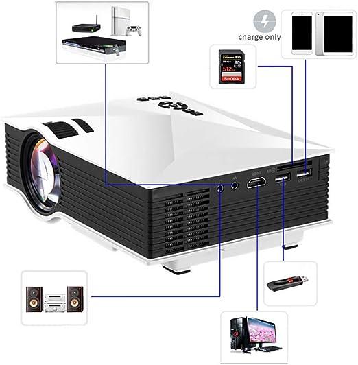 Proyector Cine En Casa Bluetooth Wifi,Proyector Led Hd Wifi ...
