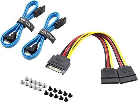 SATA 15 Pin Power from a USB Y Cable 20 inches