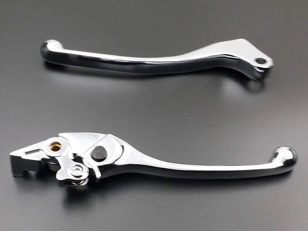 Chrome Guidon de frein pour moto Levier dembrayage pour 1987-2006 CBR 600 F1 F2 F3 F4 F4i 1993-1999 CBR 900 RR Cbr900rr