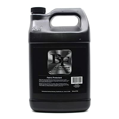 Blackfire Pro Detailers Choice BF-440-128 Fabric Protectant, 128 oz.: Automotive