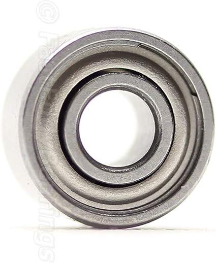 9x17x5 Metal Shielded Bearing MR689-ZZ 10 Units