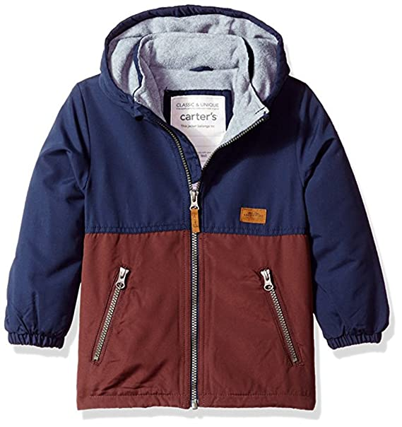32571006caff Amazon.com  Carter s Baby Boys  Fleece Lined Perfect Midweight ...