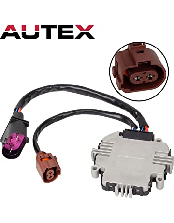 Cooling Fan Control Module Replacement for 2006 2007 2008 2009 2010 2011 2012 2013 Audi A3