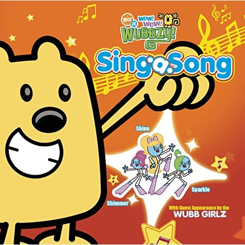 Sheh Song Mp3 Download By Singa: Wow! Wow! Wubbzy!: Sing A Song By Various On Amazon Music