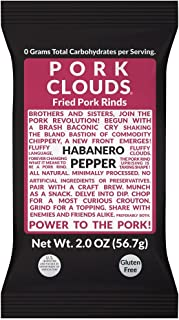 product image for Bacon's Heir, Habanero Pork Clouds, 2 oz