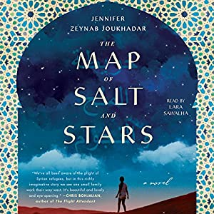 The Map of Salt and Stars Hörbuch
