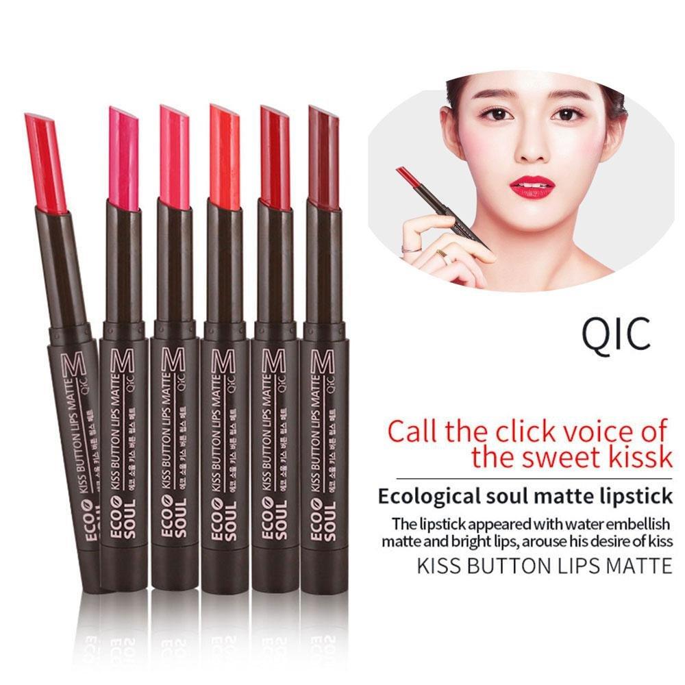 Amazon.com : hermosotodo Moisturizing Waterproof Long Lasting Women Lipstick Makeup Lip Gloss Matte : Beauty