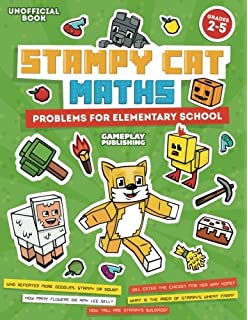 Stampy Cat Maths Problems For Elementary School