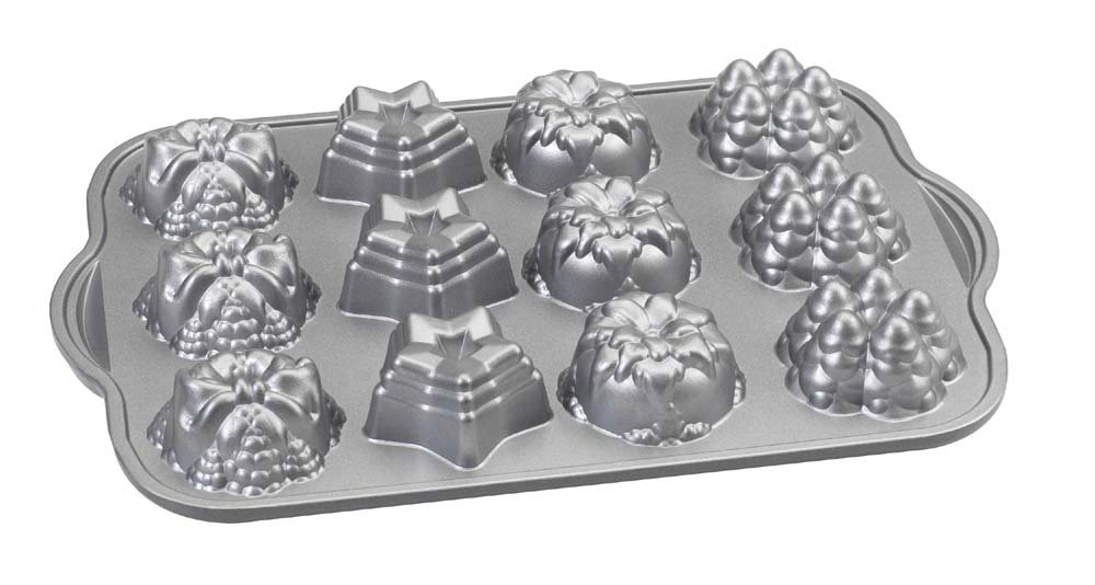 Nordic Ware Holiday Mini Muffin Pan