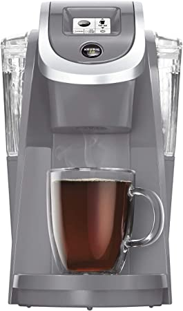 Keurig K200 Single Serve K-Cup Pod Coffee Maker – – Cashmere Gray – Limited Edition