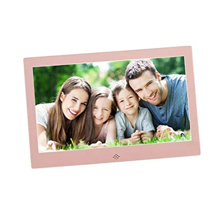 Amazon.com: DOOLST Digital Photo Frame 10 inch Hi-Res Slim narrow border HD Metal Digital Picture Frames, A: Sports & Outdoors