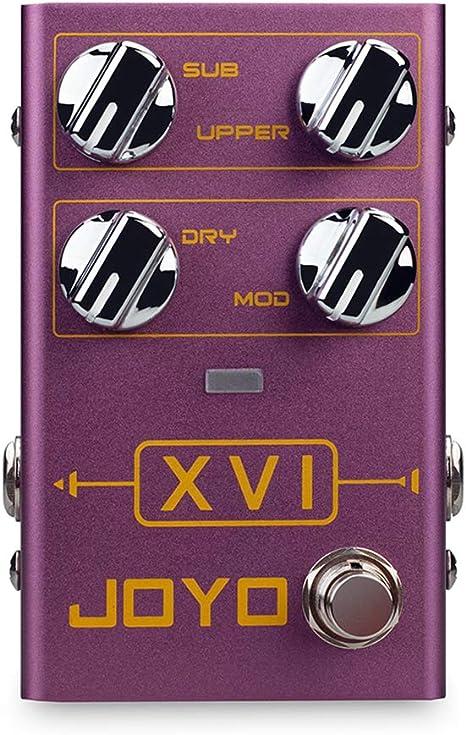 JOYO R-13 Pedal de efectos para guitarra profesional | Música ...