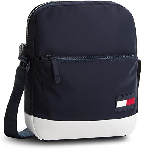 Tommy Hilfiger Escape Cross Body Reporter Messenger Bag One Size Corporate