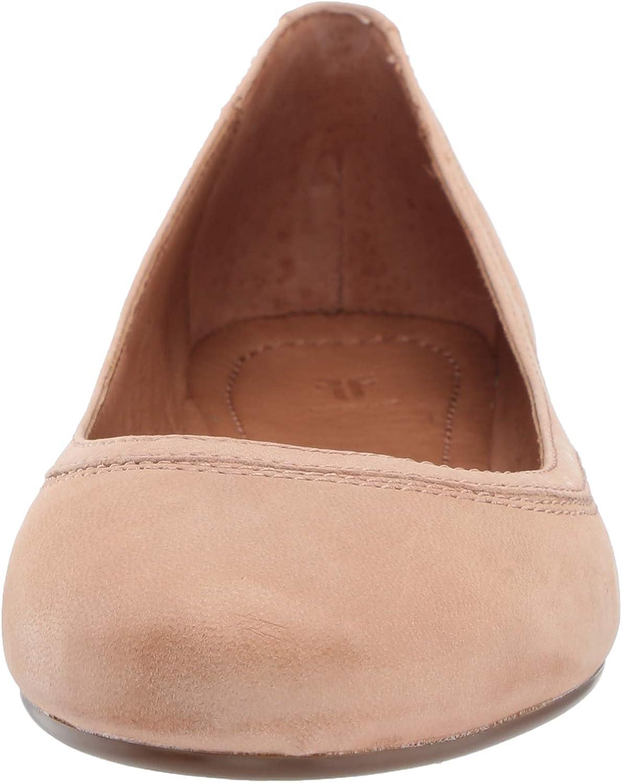 Frye Womens Carrie Ballet Ballet Flat