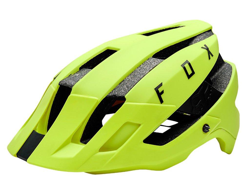 FOX(フォックス) FLUX 2.0 MIPS(フラックス2.0ミップス) (イエロー/ブラック) ヘルメット S/M(56-58cm)  B07CHZ8LGV