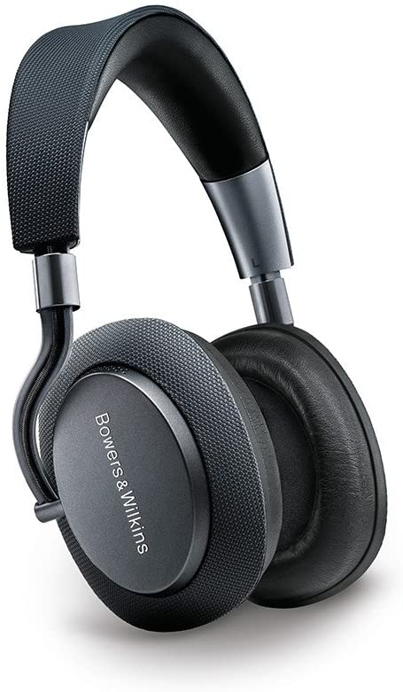 Amazon Com Bowers Wilkins Px Active Noise Cancelling Wireless Headphones Best In Class Sound Space Grey Electronics