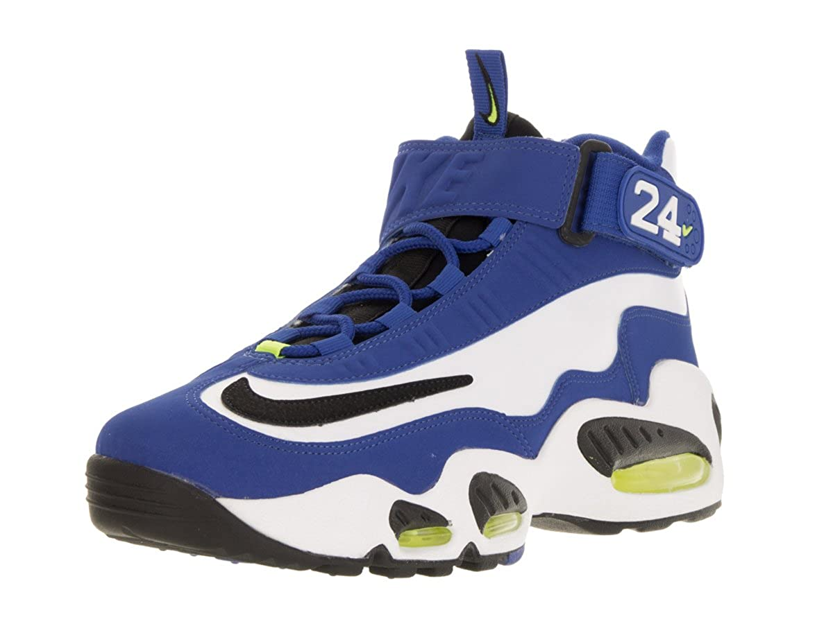 save off 056ed 78a99 Amazon.com   Nike Air Griffey Max 1 Men s Shoes Varsity  Royal Black White Volt 354912-400 (8.5 D(M) US)   Running