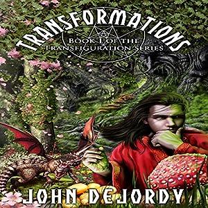 Transformations: Robert's Fury Audiobook
