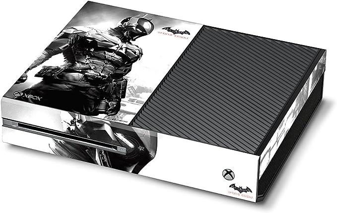 Batman Arkham Knight - Grey Bat Xbox One Console Skin by Microsoft ...