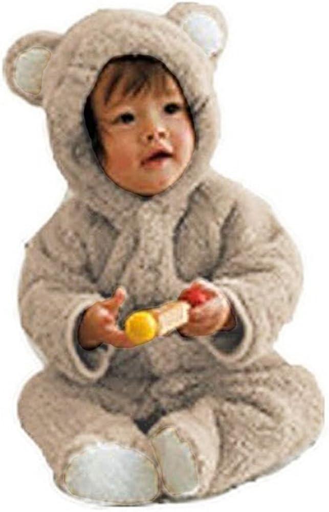 Baby Sleepsuit SR Baby Rompersuit in Need of Hair Baby Rompersuit with Feet Baby Romper Baby Jumpsuit