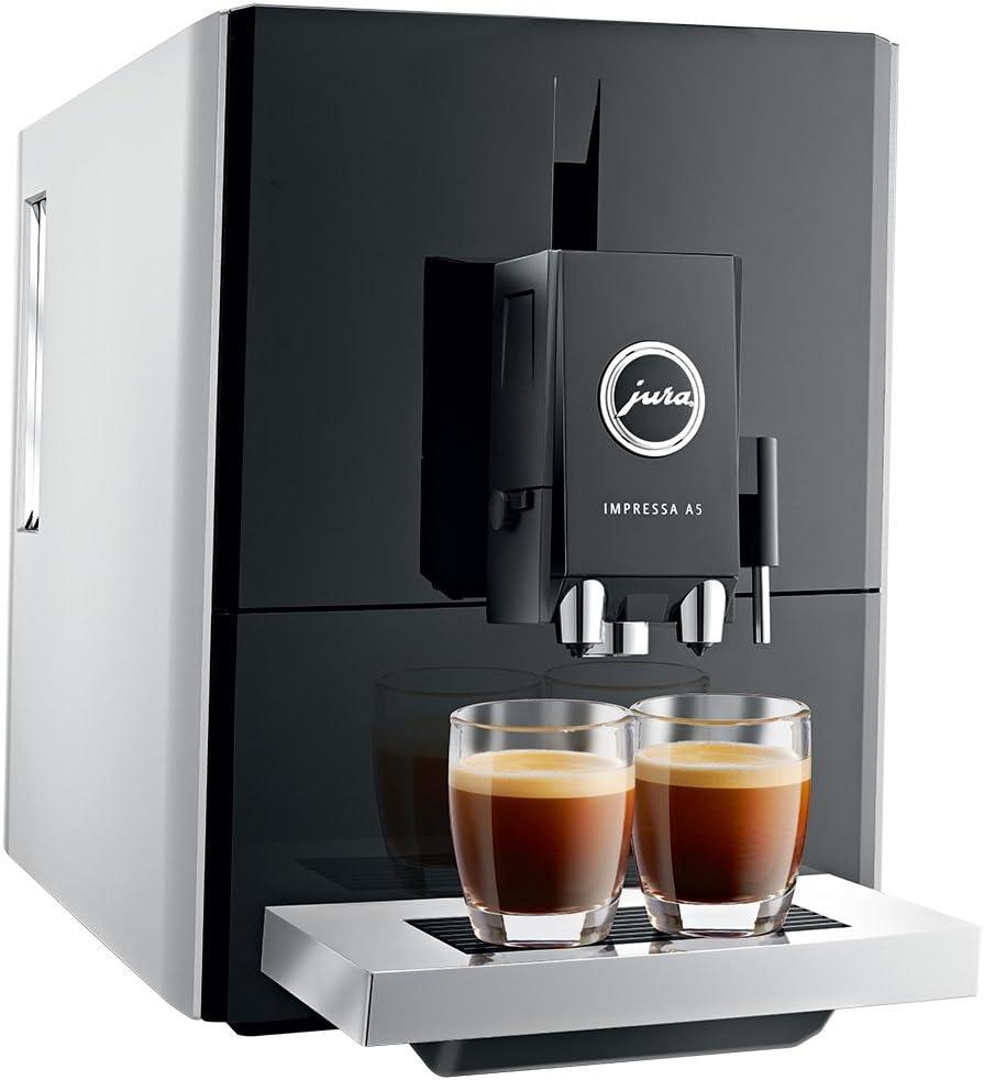 Jura Impressa A5 One Touch Platin - Máquina automática de café ...