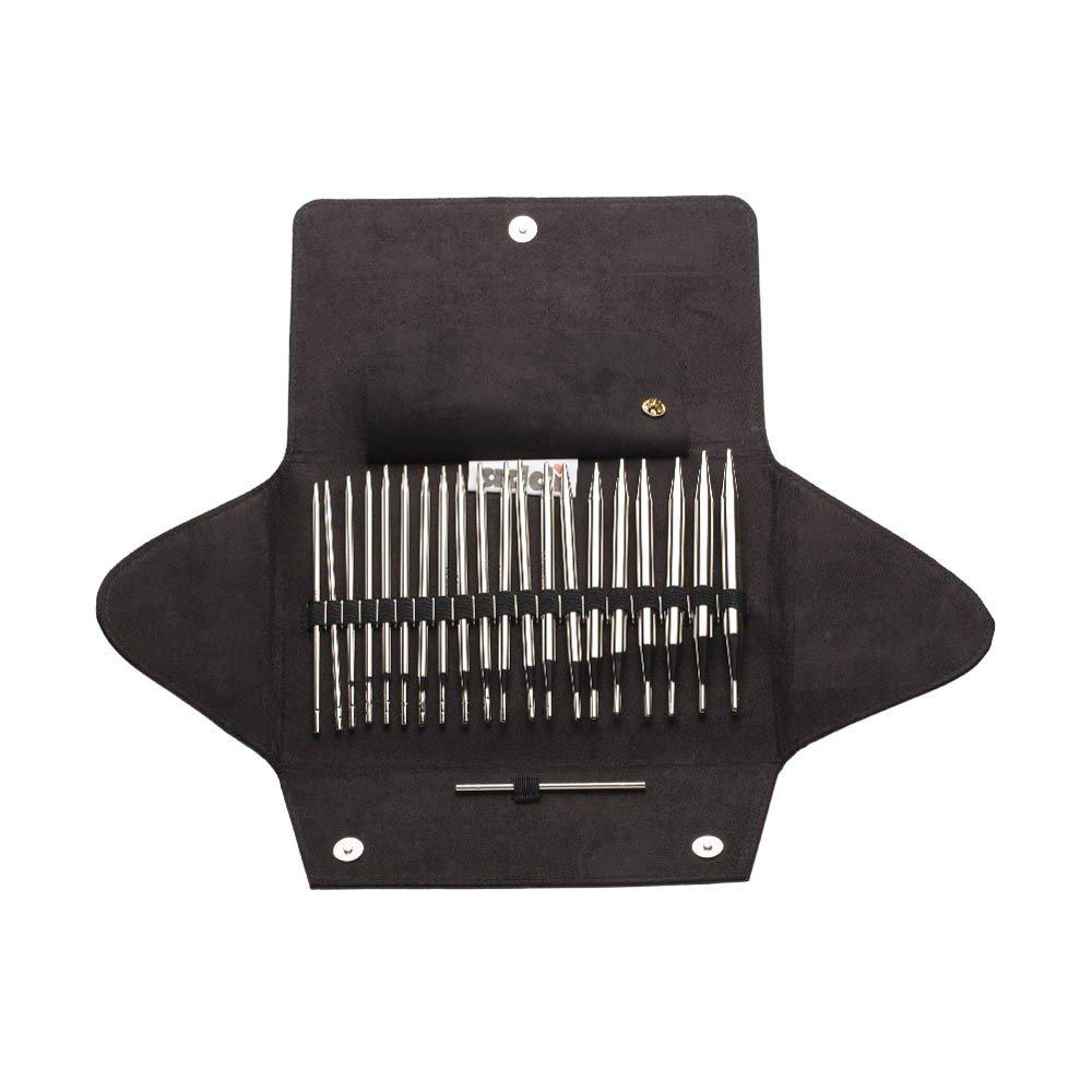 Addi Click Basic Interchangeable Needle Set 650-7